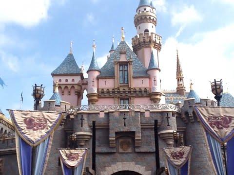 Disneyland Resort Tour - Orange County California
