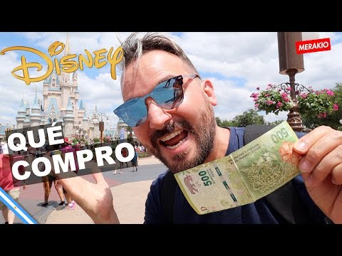 QUE COMPRO CON $500 EN DISNEY