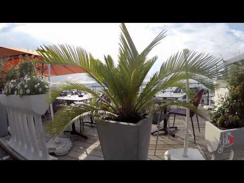 """Restaurant """"Le Jolla"""" Port de Sechex/Haute-Savoie/France"""