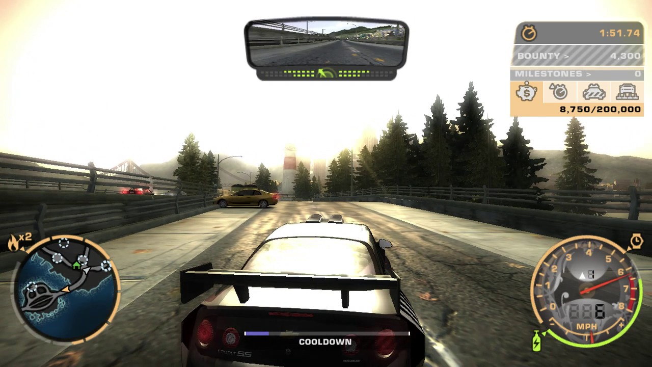 Need for Speed: Most Wanted (2005) - Japanese voice mod (PC)