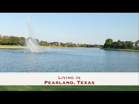 The Vibe Of Pearland Texas