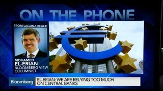 El-Erian: ECB Can't Address Fundamental Growth Issues