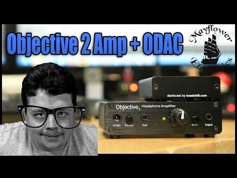 mayflower-electronics-objective-2-headphone-amp,-dac-&-t50rp-v3-headphones