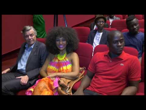 Cinéma avant première du film ''Abidjan une ville qui se révèle''