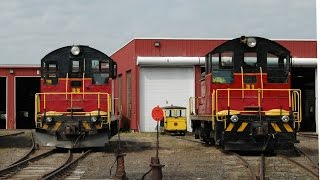 Vintage Diesels: Three Minnesota Diesel Charters
