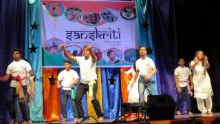 PSU Sanskriti 2014 MH Group Part 2