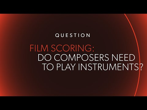 Do Composers Need to Play Instruments?