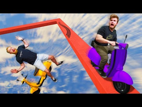 Can We SURVIVE This Obstacle Course?! | GTA5