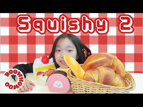 Squishy Haul From China : Awesome cake-shaped super slow rising Squishy! - BOOWHOWOO Haul : TOY - YouTube