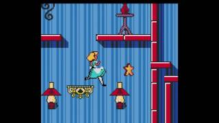 Longplay Alice in Wonderland (Game Boy Color)