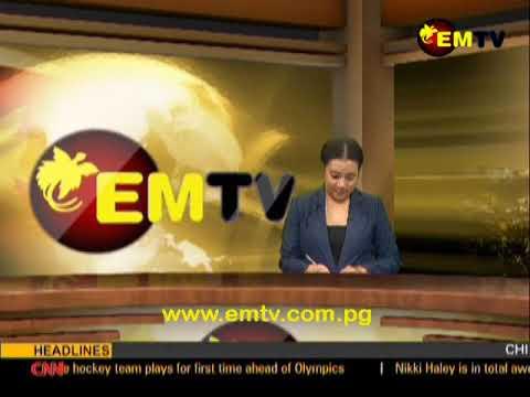 EMTV News – 5th February, 2018