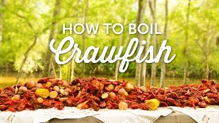 How to Boil Crawfish