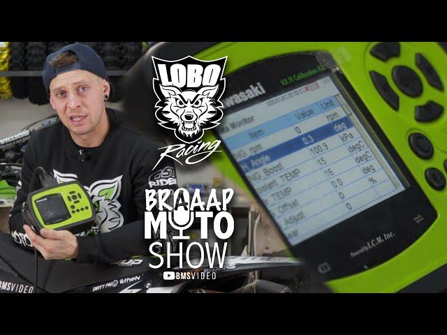 Specjalistyczny Komputer Motocyklowy | MotoPoradnik | Lobo Moto