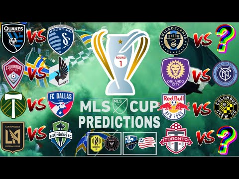 MLS Playoffs 2020: First-Round Odds and Predictions