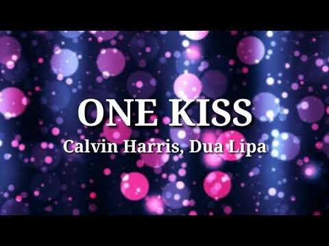 Calvin Harris, Dua Lipa - One Kiss [Male Version]