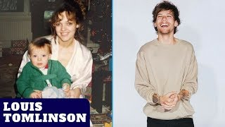 Louis Tomlinson Transformation from 1 to 27 Years Old