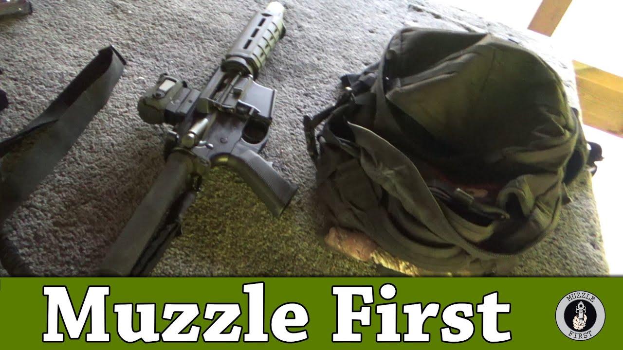 Palmetto Marauder Pistol - Take 2