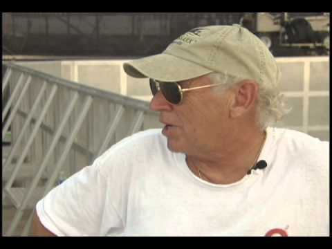 Jimmy Buffett Interview