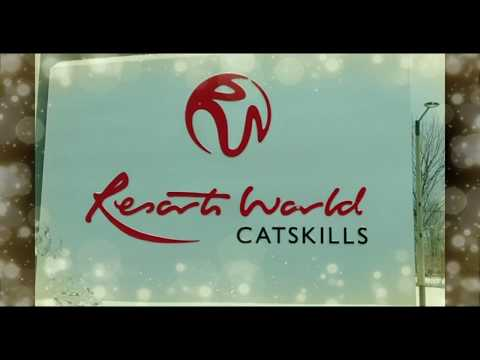 Resorts World Catskills Casino Tour During Grand Opening