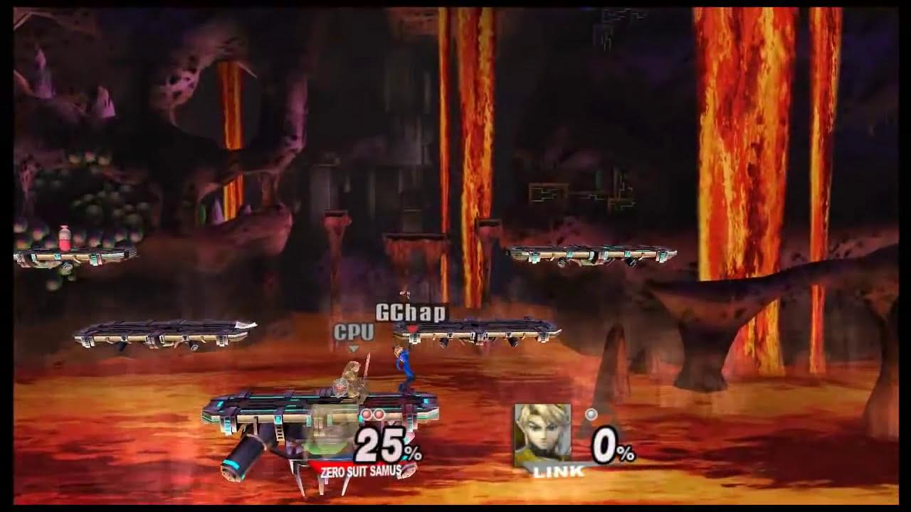 Super Smash Bros Zero Suit Samus Character Profile