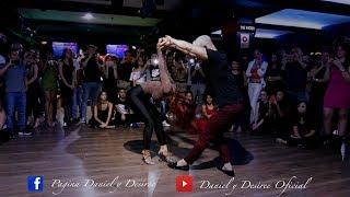 DANIEL Y DESIREE - James Arthur-Recovery (dj Carletto Bachata Remix)