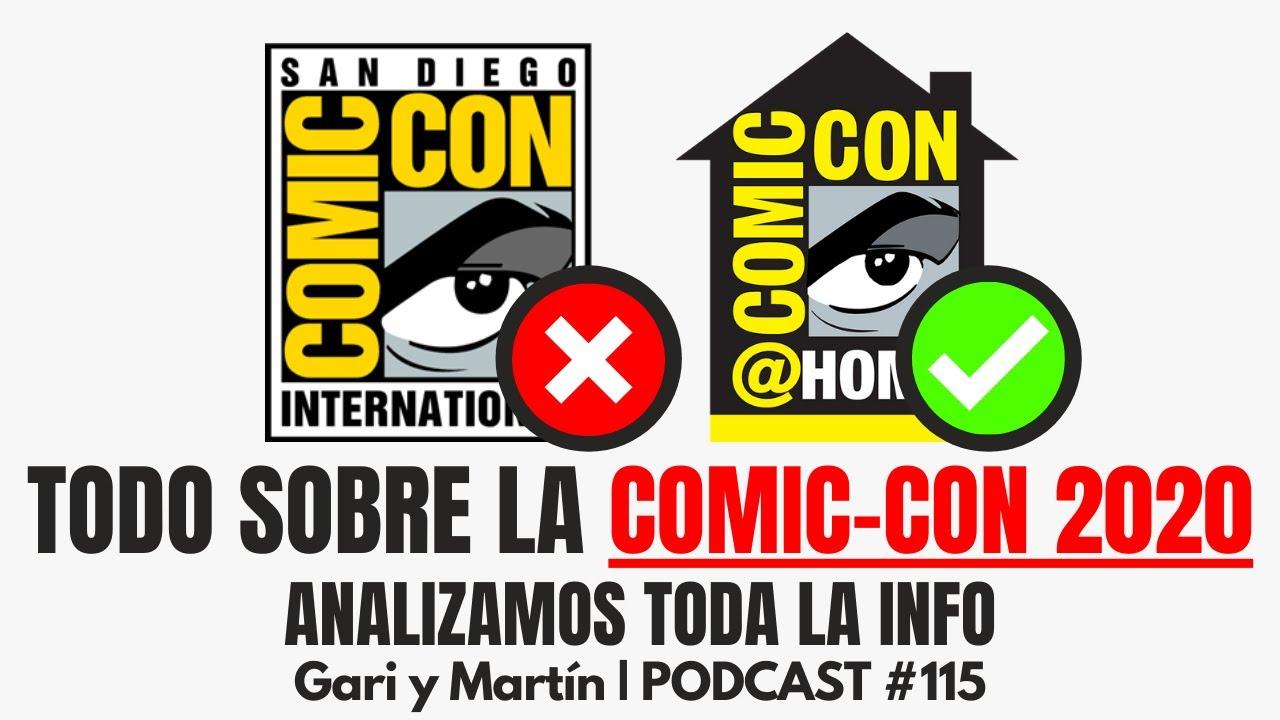 🔴 Comic-Con 2020: Analizamos toda la info que tenemos hasta la fecha de la Comic-Con at Home