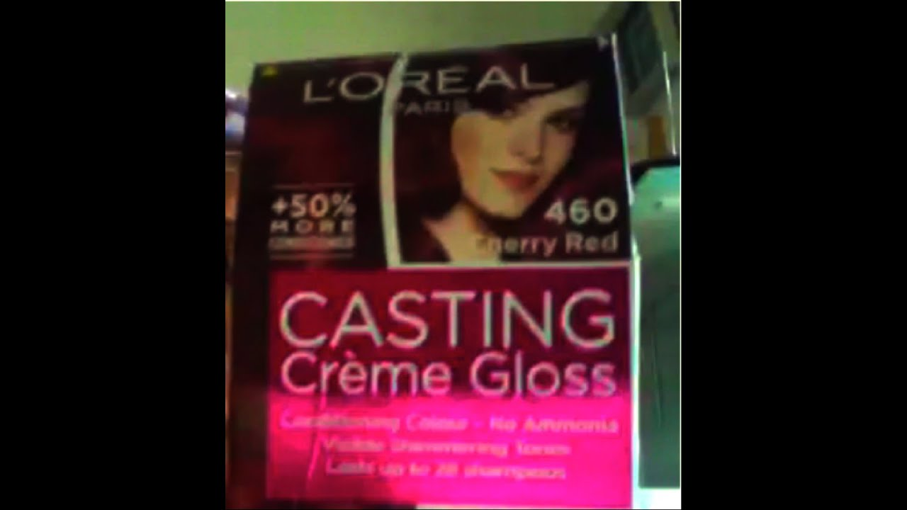 hair colour gloss loreal casting creme gloss application results - Coloration Gloss L Oral