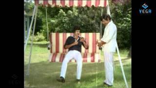 Amayaka Chakravarthy - Chandra Mohan Comedy With His Wife's Friend