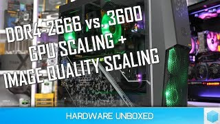 Do you REALLY NEED Fast RAM? Core i5 8400, Z370 vs. H370