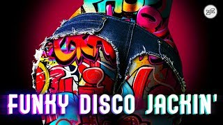 Funky Disco House & Jackin' House Mix – June 2018