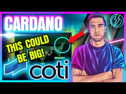 HUGE CARDANO NEWS TODAY! (ADA \u0026 COTI On Brink Of Breakout...BUT BE CAREFUL!)