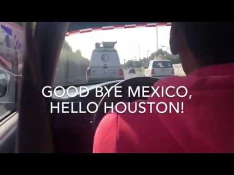 Goodbye Mexico, Hello Houston! | Stephanie Garcia