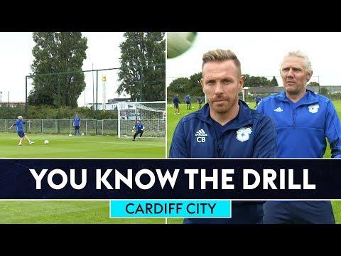 Jimmy Bullard vs Craig Bellamy   You Know The Drill   Cardiff City