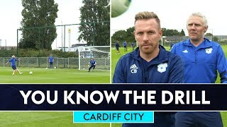 Jimmy Bullard vs Craig Bellamy | You Know The Drill | Cardiff City