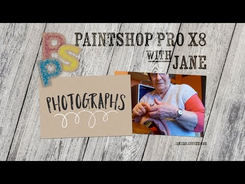 Printing Digital Downloads & Photos At The Right Size Using PaintShop Pro