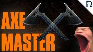 AXE MASTER Lirik Stream Highlights 95 Blackout
