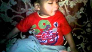 sleep eating baby ashiek G.3GP