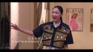 AsNTM 3 Winner Gani Surprise Visit | TRESxAsNTM