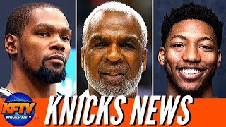New York Knicks News: Was Kevin Durant Right?| Charles Oakley's Not Impressed | Elfrid The Starter?
