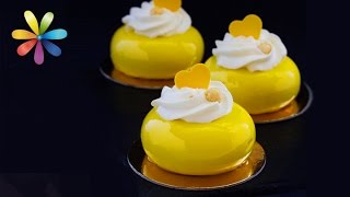 Рецепт десерта из тыквы: муссовое пирожное в глазури! – Все буде добре. Выпуск 903 от 26.10.16
