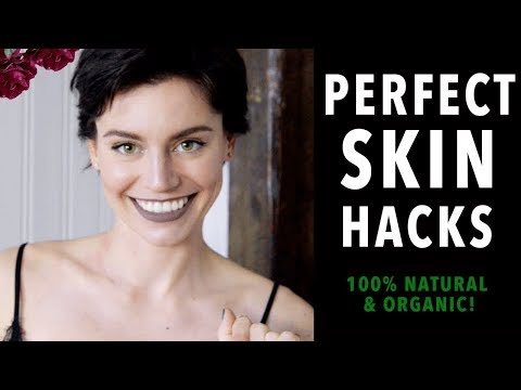 Essential Beauty Hacks - 100% Natural, Affordable, Organic!
