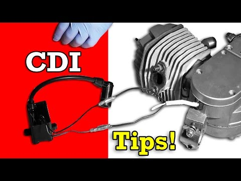 Bicycle Engine Kit CDI Troubleshooting Tips