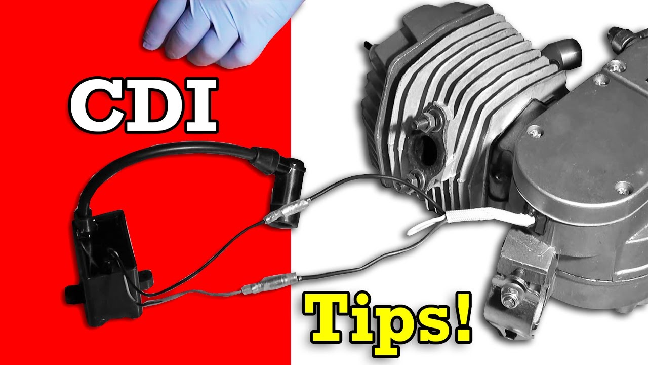 small resolution of bicycle engine kit cdi troubleshooting tips