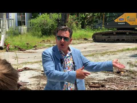 Demolition Begins at the Colony Beach and Tennis Resort
