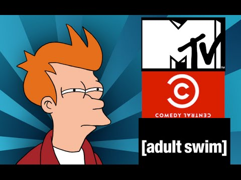 Adult swim comedy central