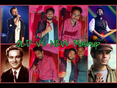 OLD VS NEW Bollywood Songs Mashup ( 2020 ) |Rapp Adda| Hit Songs Of All The Time