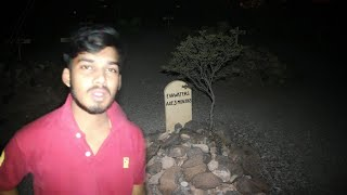 We See Ghost In The Graveyard At 3am | Real Paranormal Activity Vlogs Video In Full HD