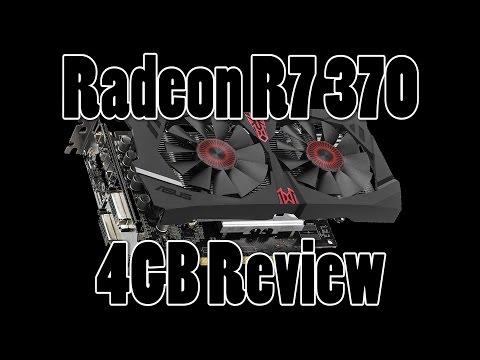 Radeon R7 370 4GB Benchmarks