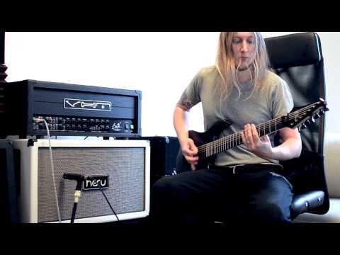 VHT / Fryette Sig : X - Metal (guest solo by Jeff Loomis)