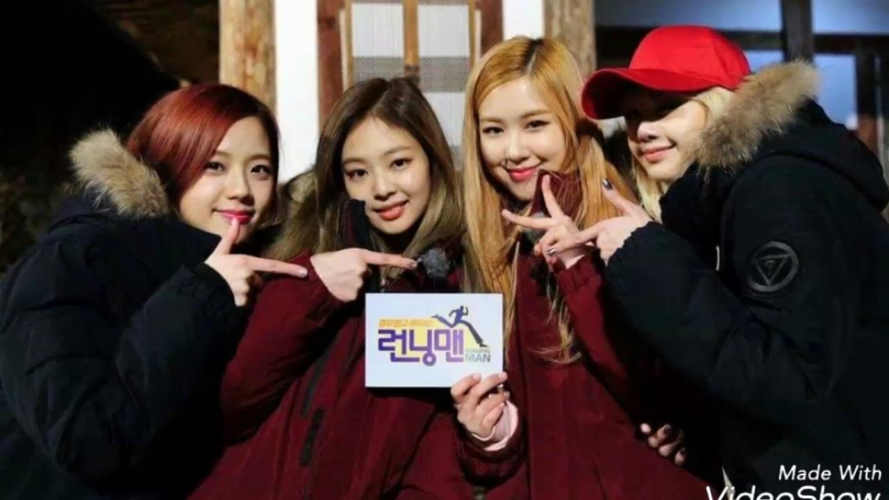 Blackpink Jisoo Jennie Lisa Rose Youtube